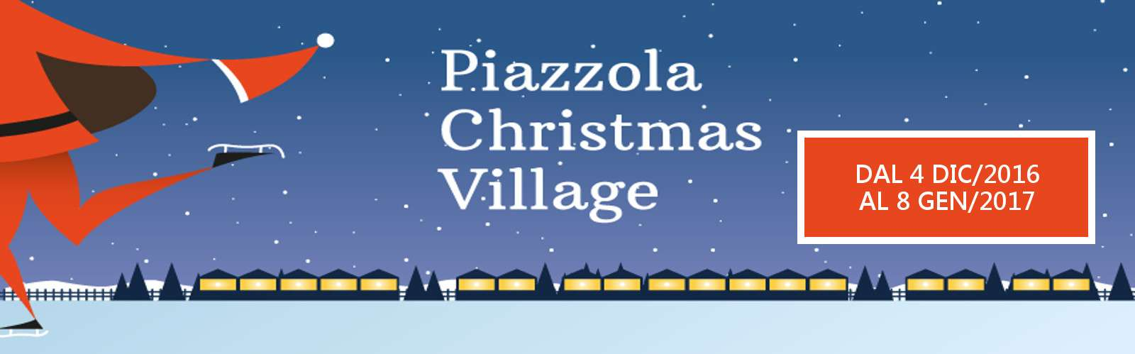 Piazzola Christmas Village