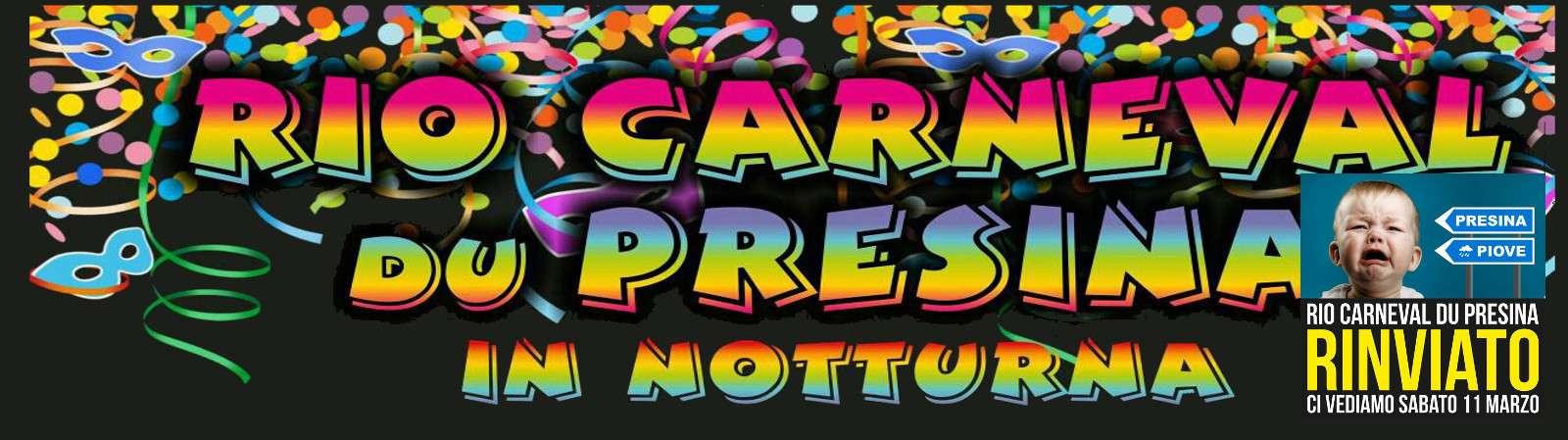 Carnevale a Presina
