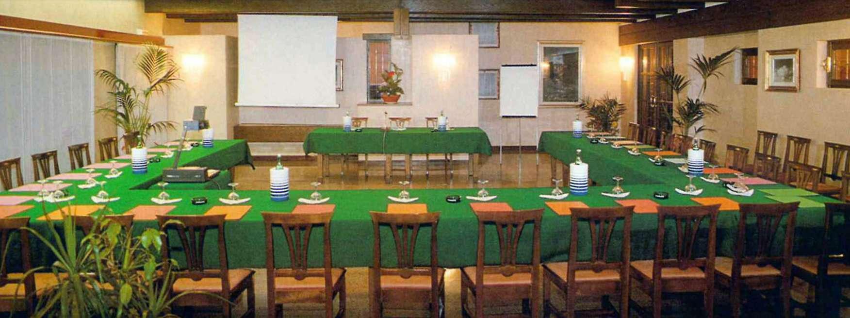 Immagine sala riunioni