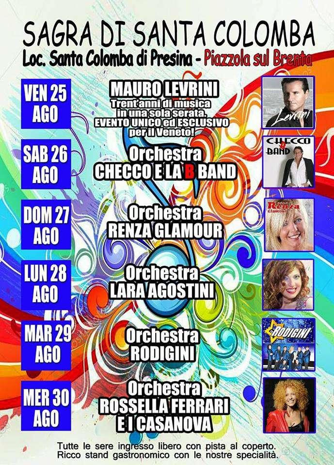 Immagine locandina programma musicale