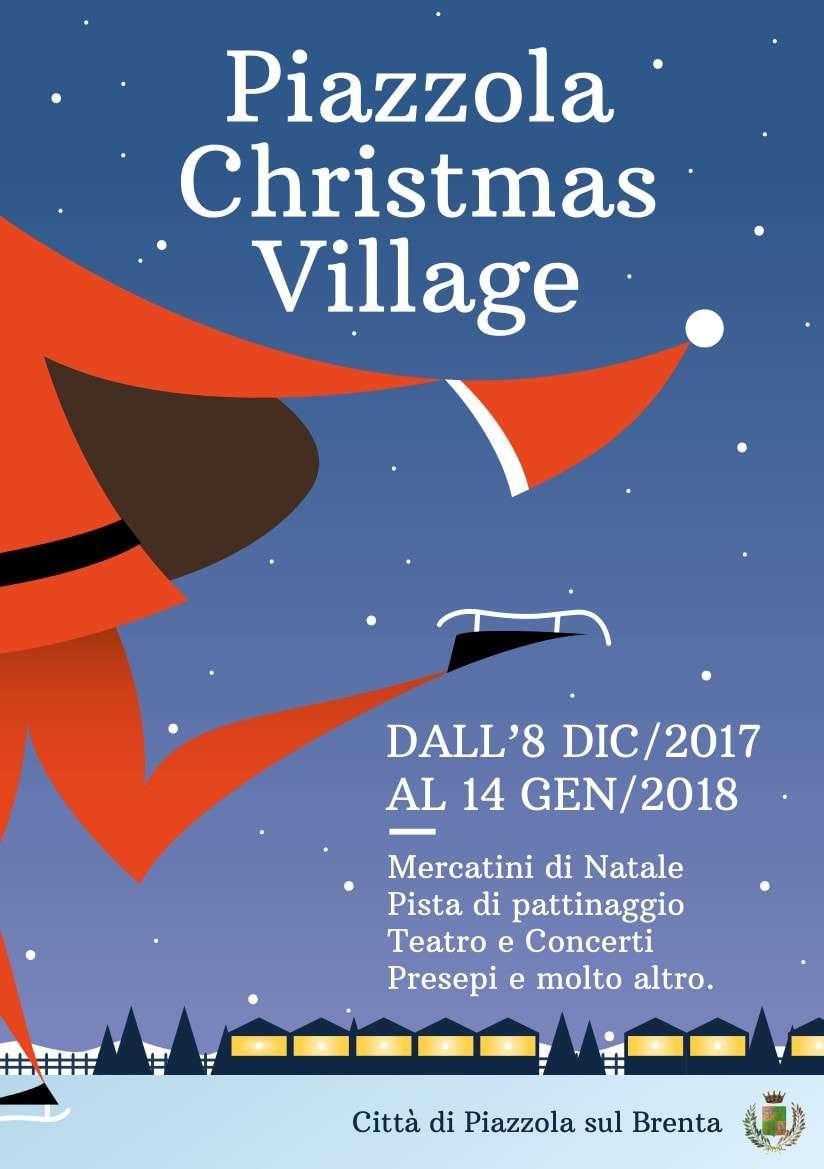 Christmas village 2017 propiazzola for Fiera piazzola sul brenta 2017
