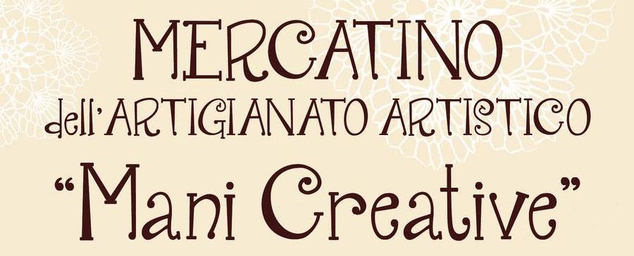 Mercatino mani creative