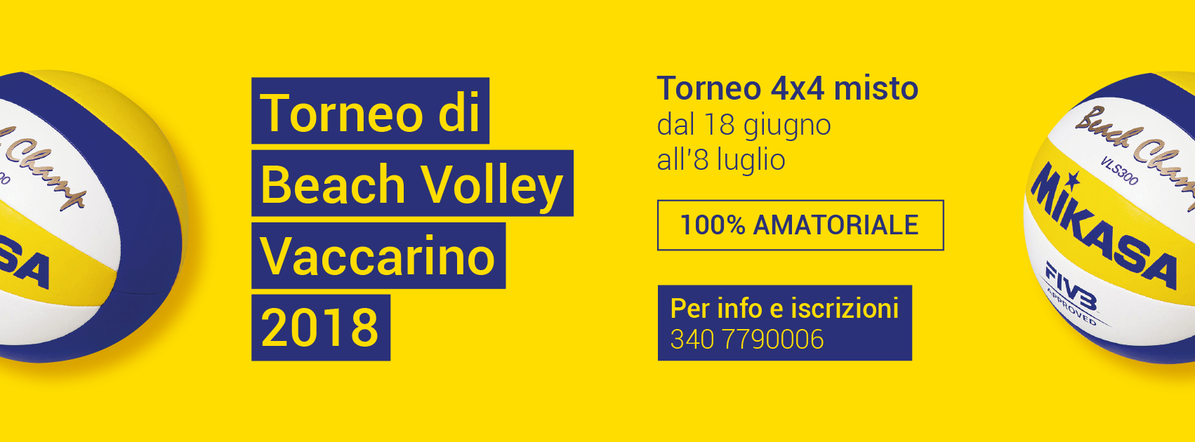 Immagine torneo di beach volley