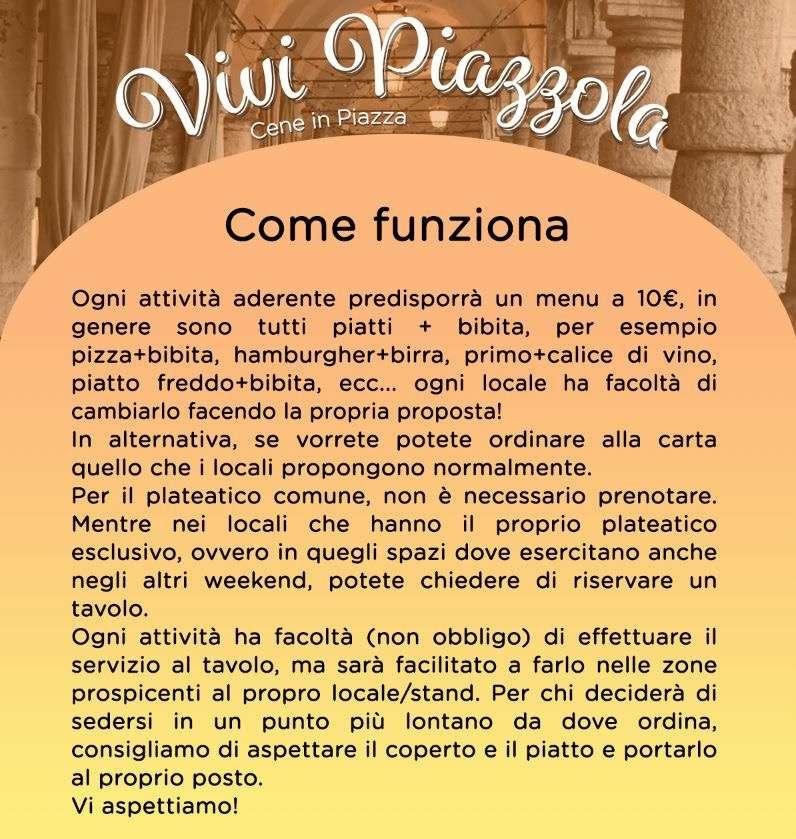 Come funziona vivi Piazzola