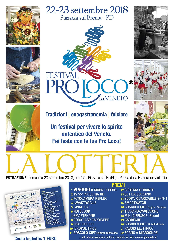 2º festival pro loco del Veneto