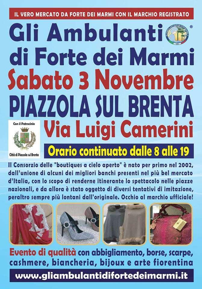 Forte dei marmi a Piazzola sul Brenta
