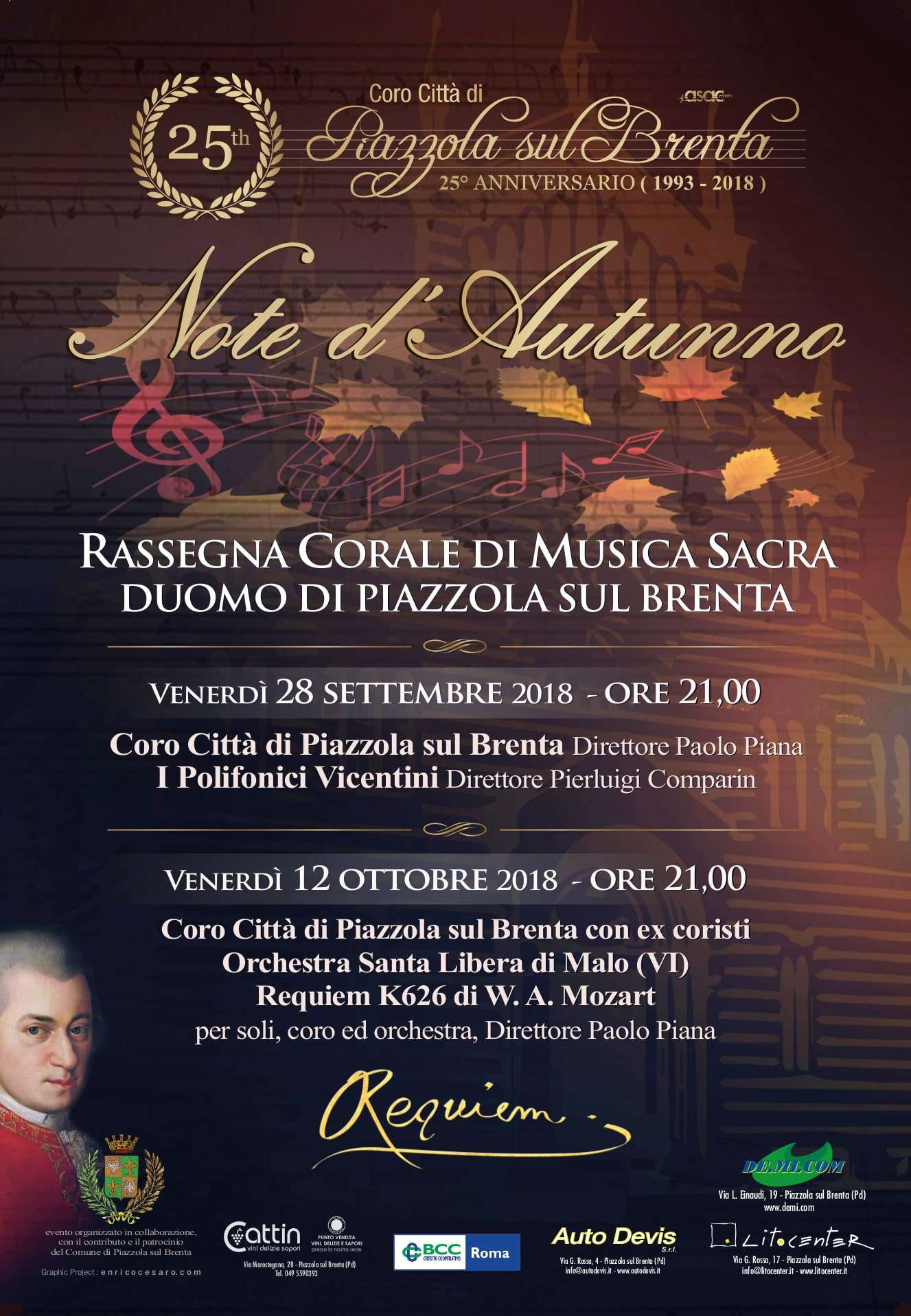 Notte d'autunno 2018