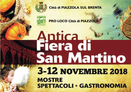 Fiera di San Martino 2018