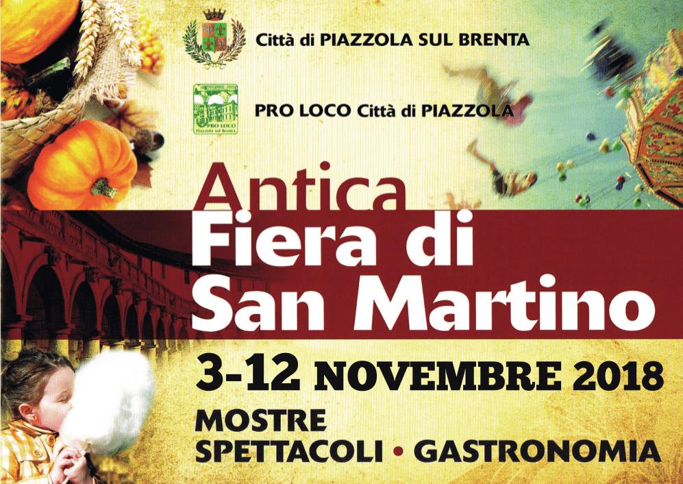 Immagine fiera di San Martino