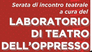 laboratorio di teatro dell'oppresso