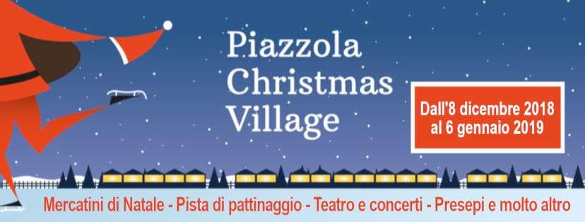 Piazzola Christmas Village