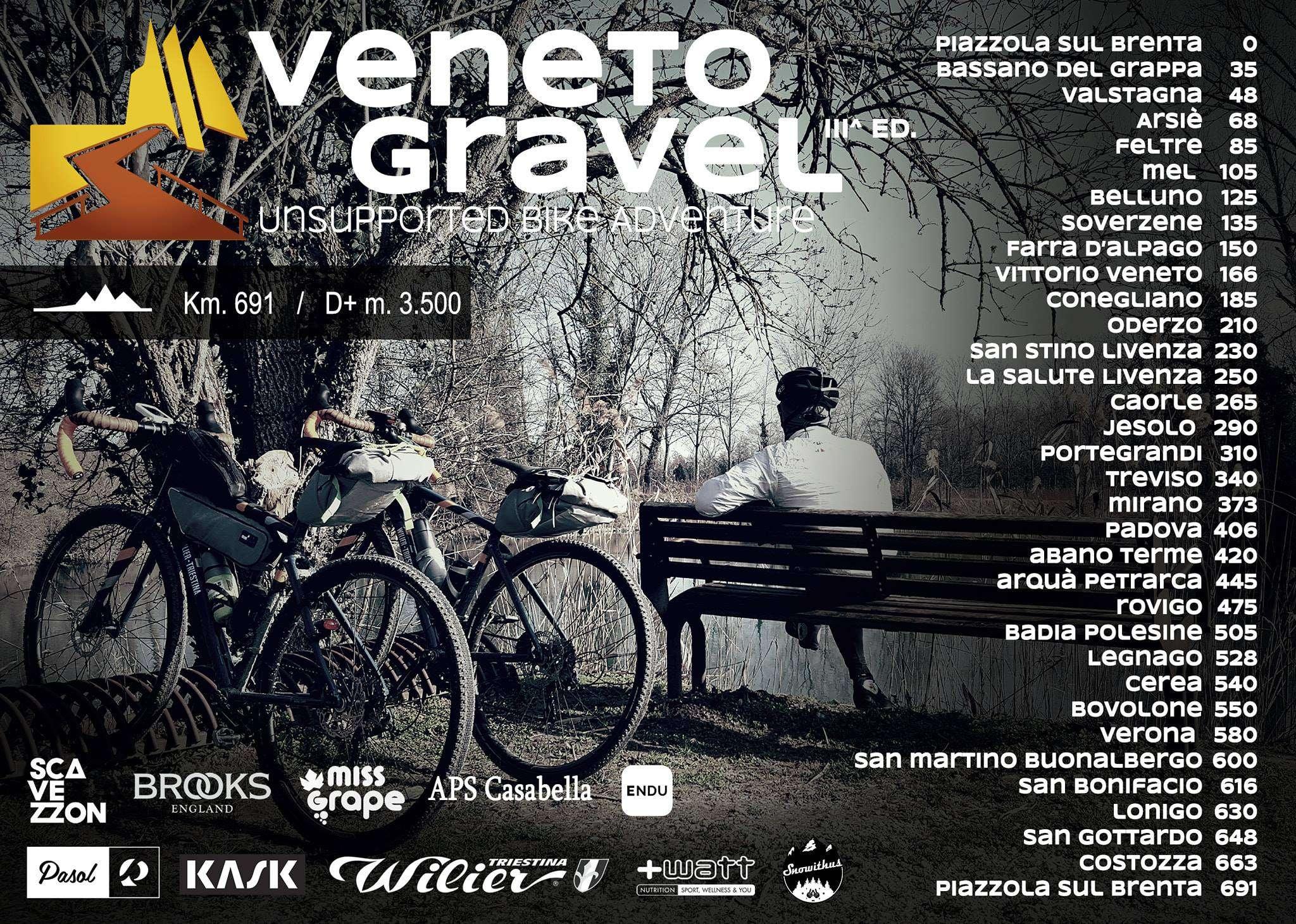 Veneto Gravel 2019