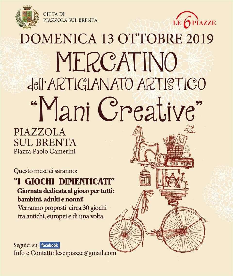 Mani Creative ottobre 2019