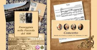 passeggiata patrimoniale e concerto di musica barocca