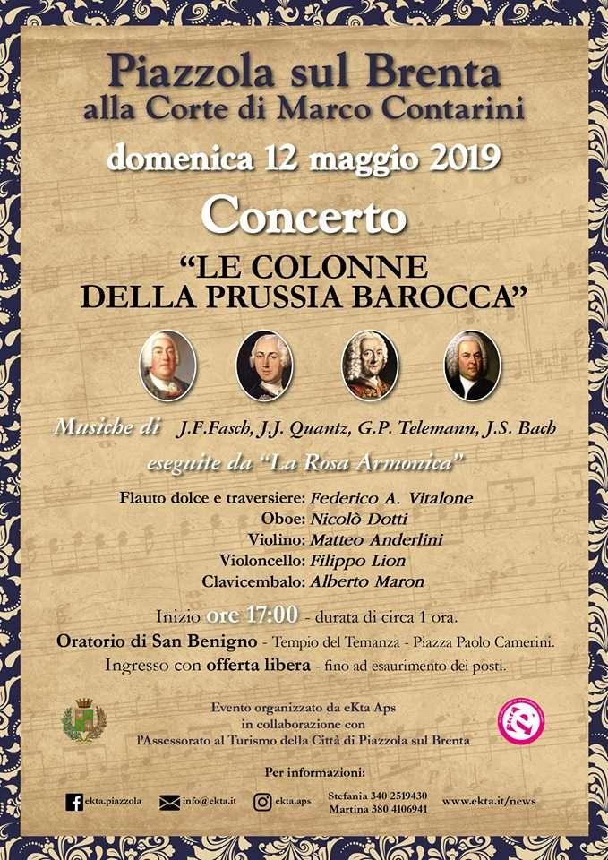 concerto musica barocca
