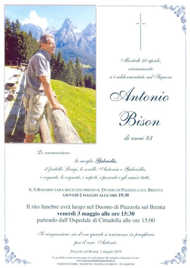 Antonio Bison