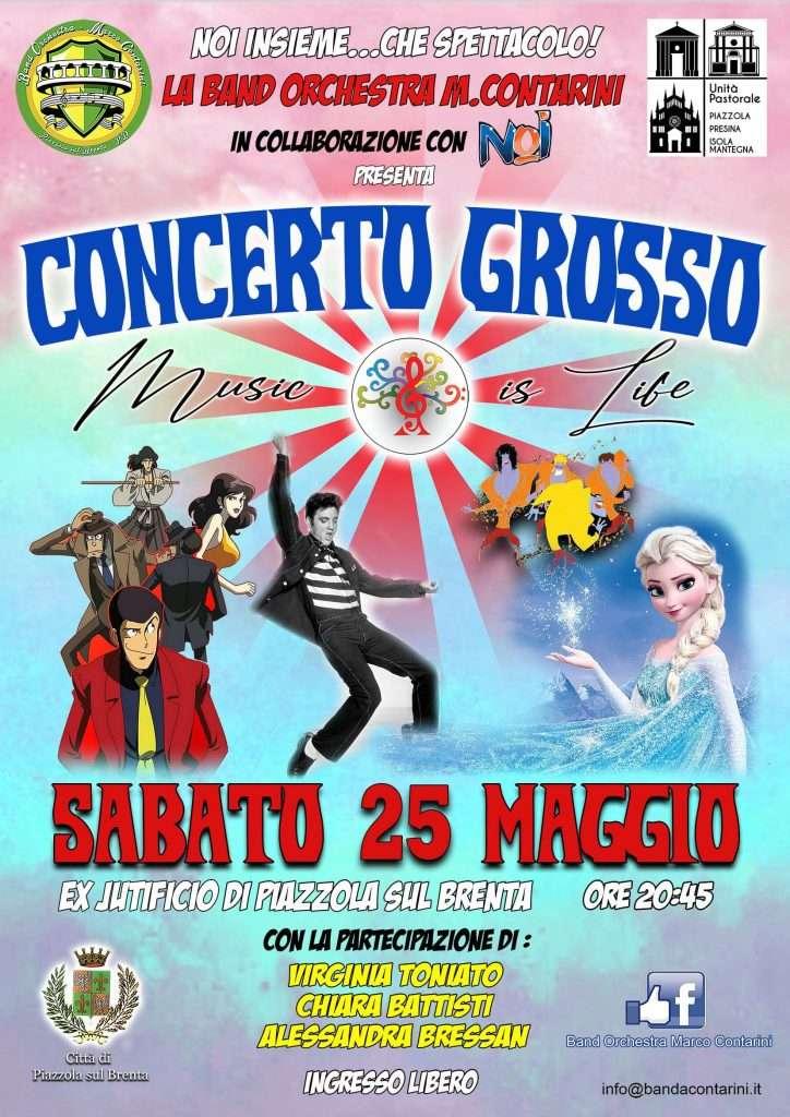 Locandina Concerto Grosso