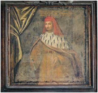 Francesco Contarini, ritratto dell'auditorio