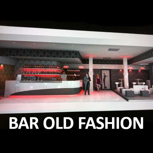 *BAR OLD FASHION