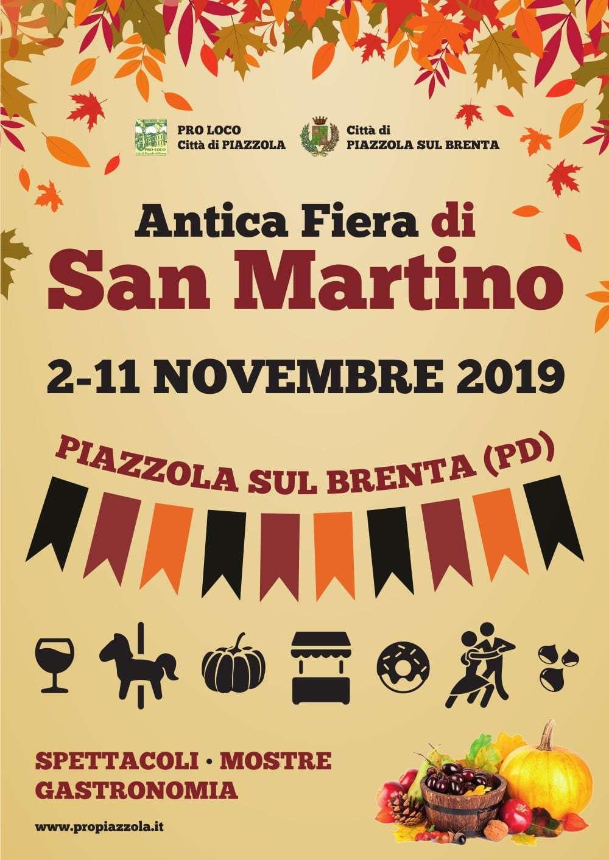 Antica Fiera di San Martino 2019
