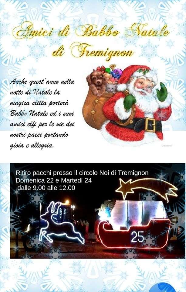 Babbo Natale a Tremignon