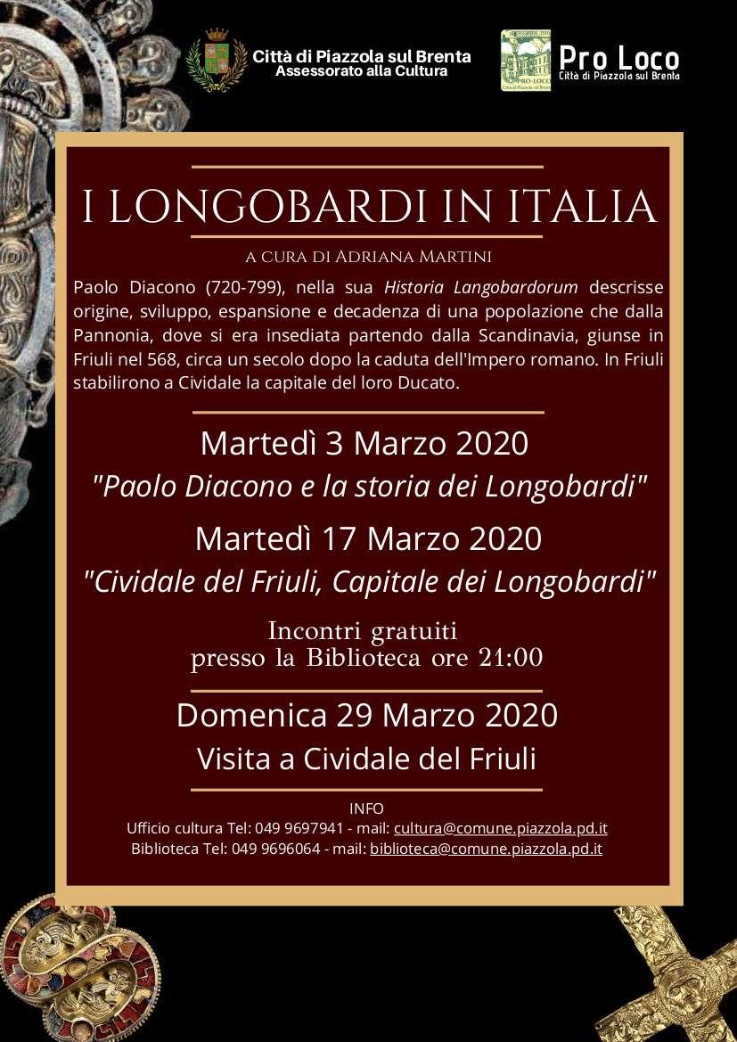locandina i longobardi in Italia