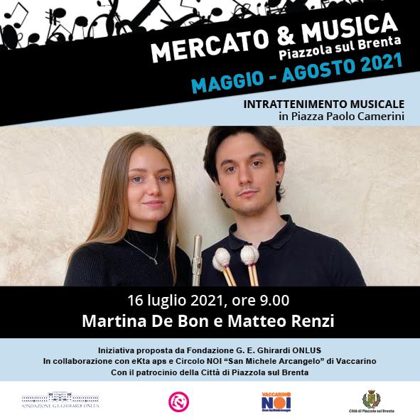 Musica e mercato - 16 luglio 2021