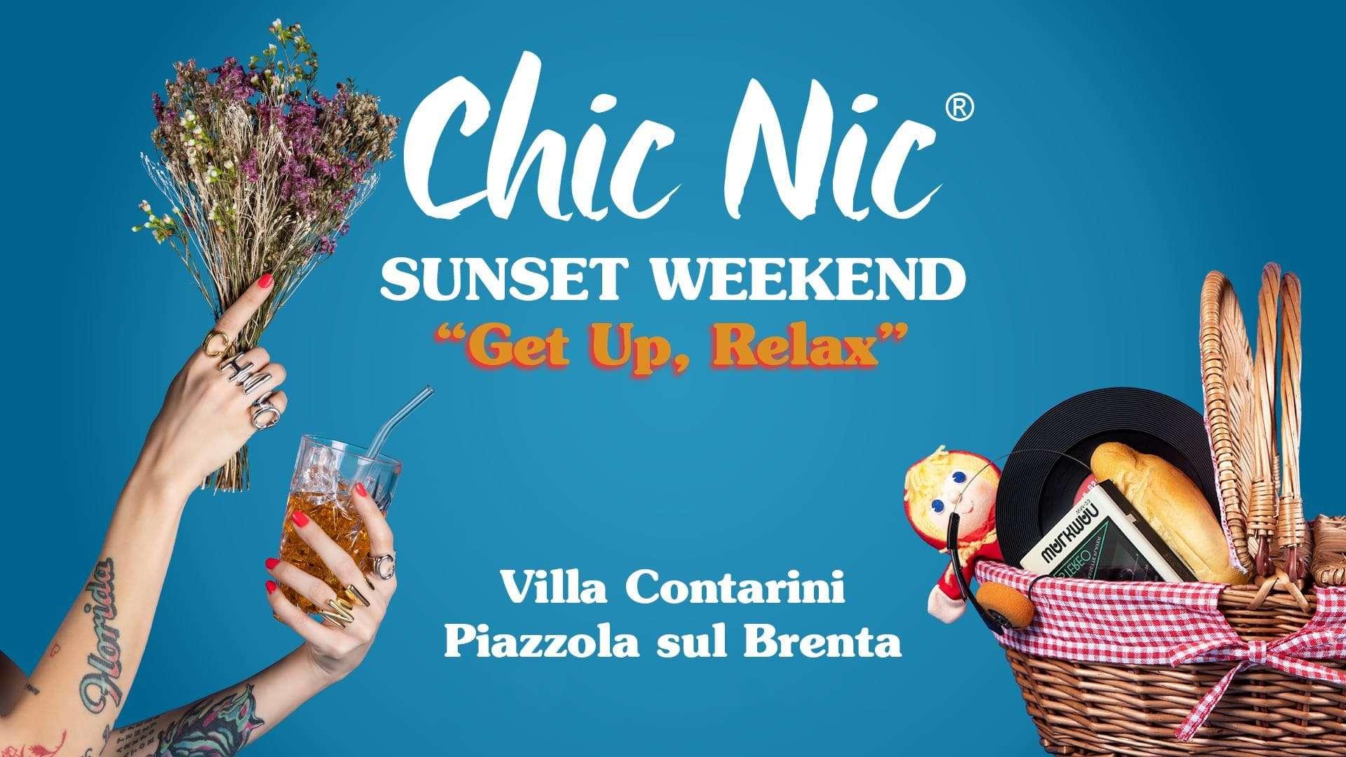 Chic Nic Sunset Weekend - Villa Contarini, Piazzola sul Brenta