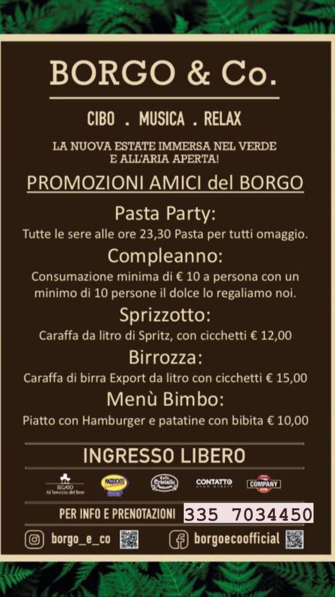 Info Borgo & Co.