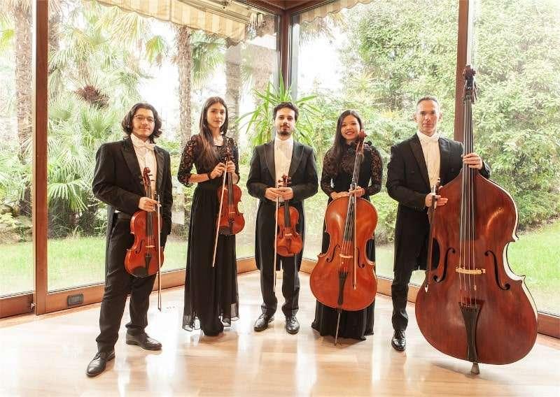 quartetto musica classica