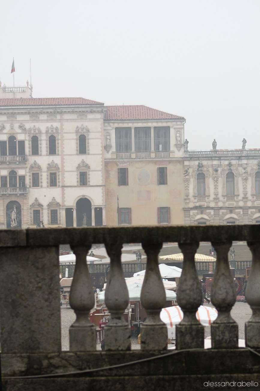 Vista su Villa Contadini