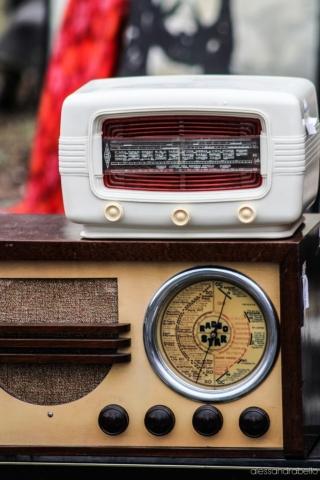 Sintonizzatori radio antichi