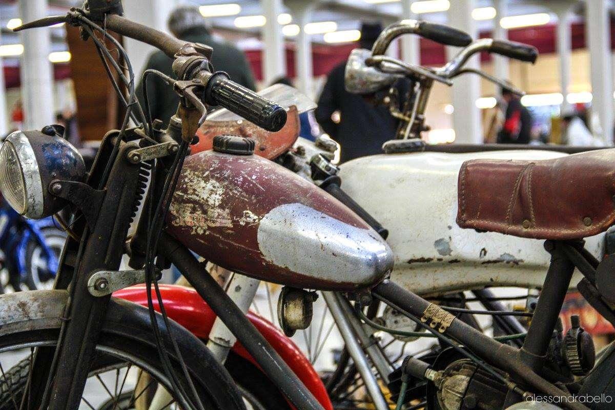 Moto antica