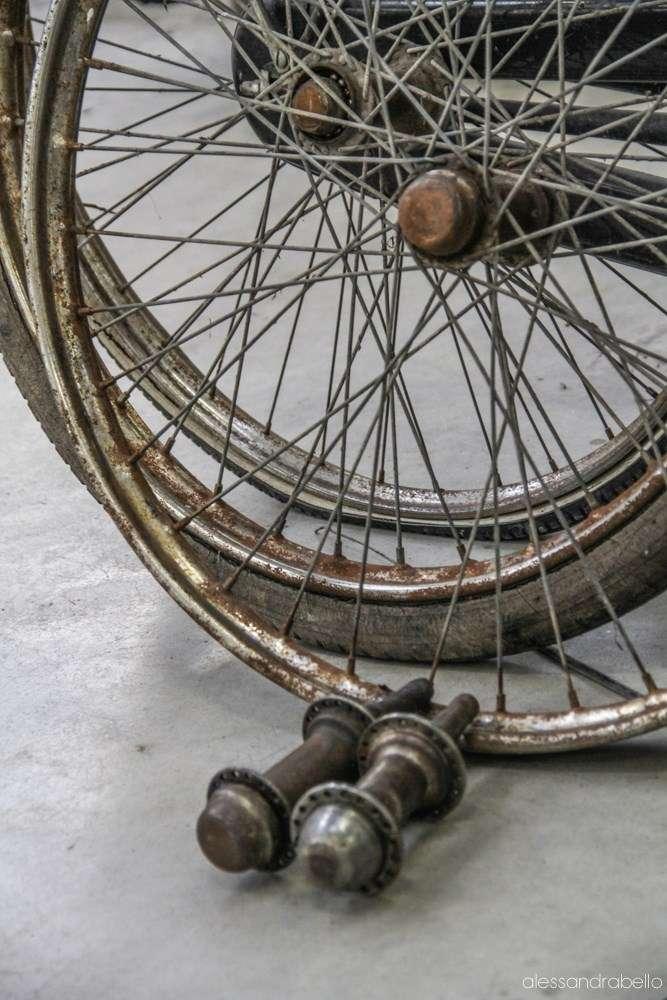 vecchie ruote