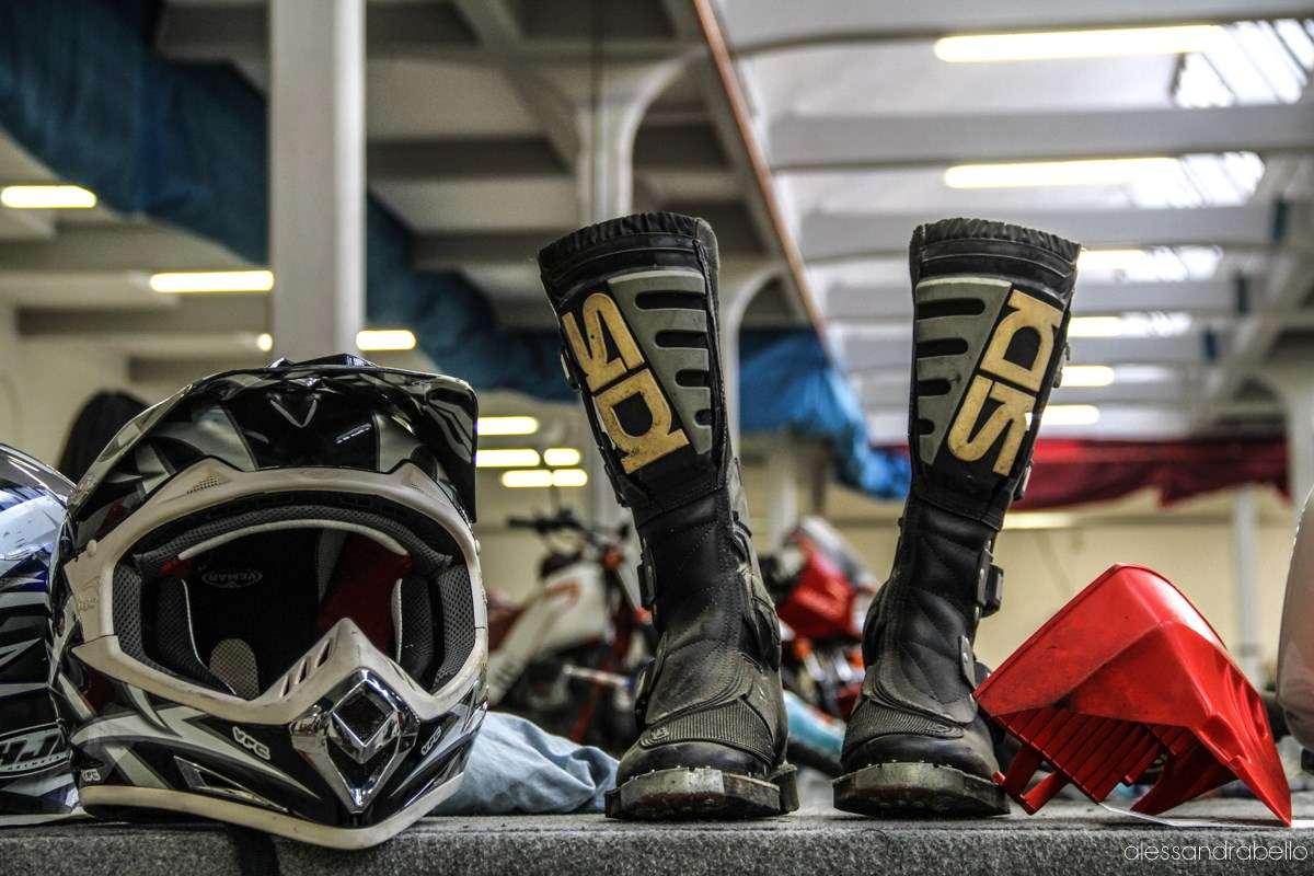 accessori per motociclista