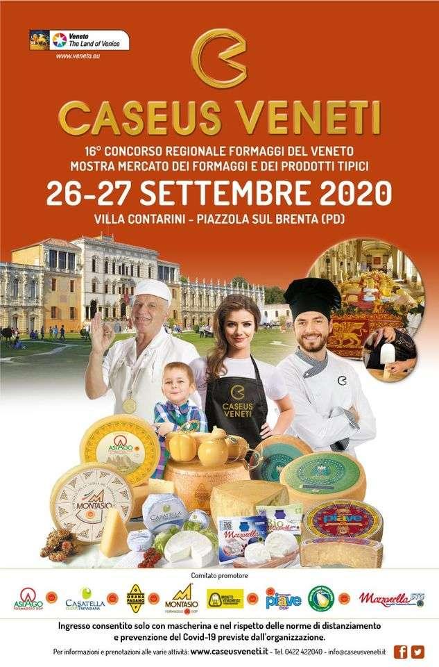 Caseus Veneti 2020