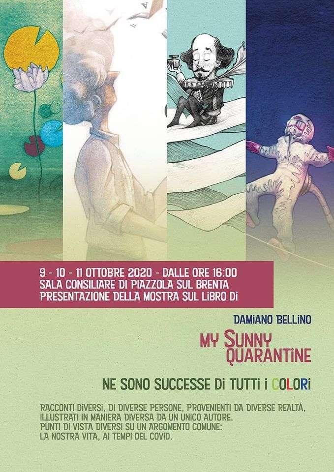 presentazione del libro di Damiano Bellino