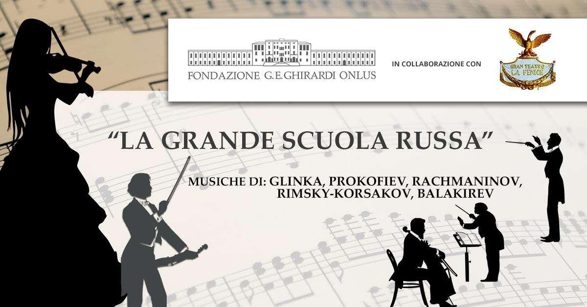Concerto: la grande scuola russa