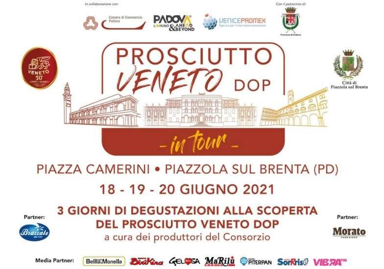 Prosciutto Veneto dop