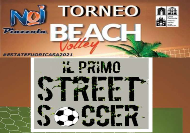 Street & beach-volley