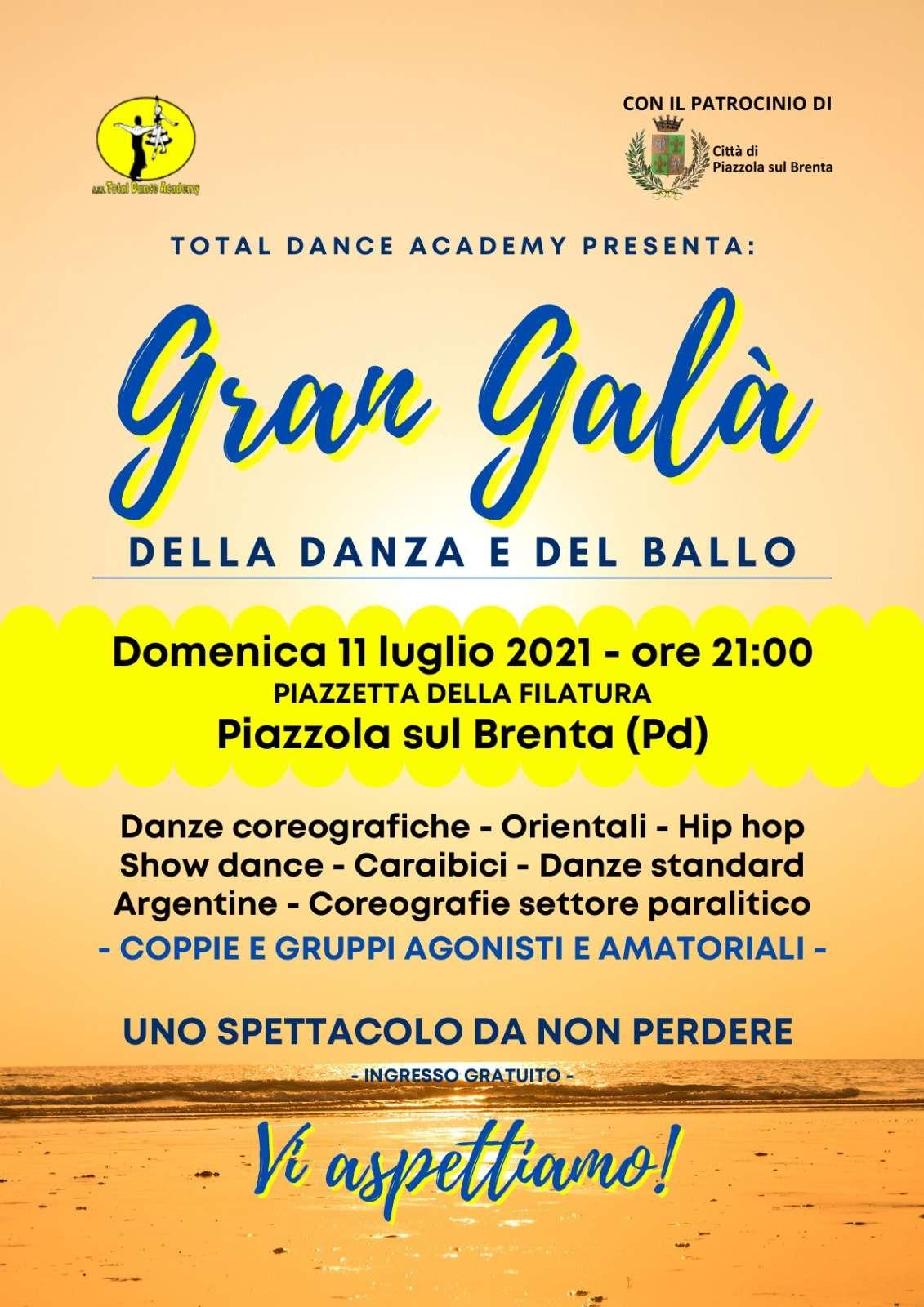 Gran Galà della danza e del ballo