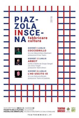 Piazzola va in Scena – fabbricatore di cultura