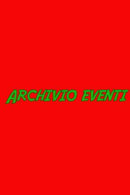 Archivio Eventi