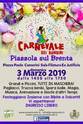Il Carnevale dei Bambini – edizione 2019