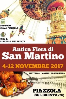 Antica Fiera di San Martino 2017