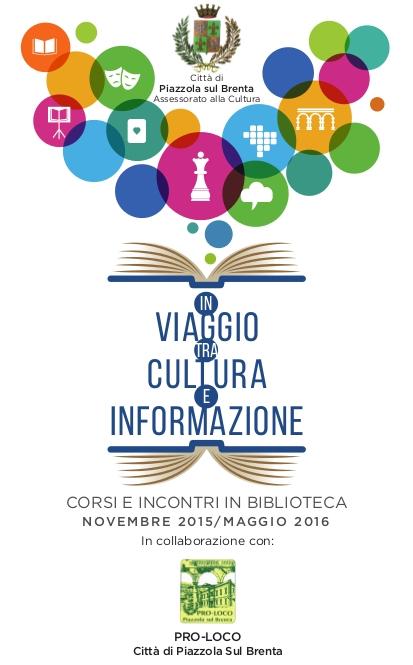 Corsi in Biblioteca 2015/2016